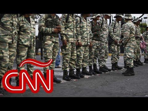Militares detenidos aseguran haber sido torturados por el Gobierno de Maduro