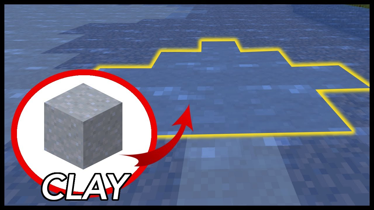 How To Get Clay In Minecraft