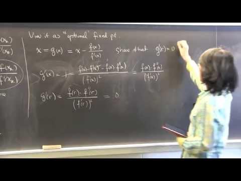 CMPSC/Math 451. March 6, 2015. Newton's method, secant method. Wen Shen