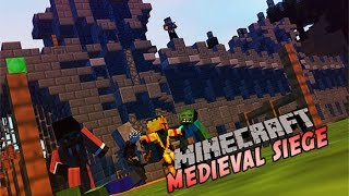 [FR]-MEDIEVAL SIEGE : FOR THE KING !-[Minecraft 1.8]