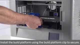 dremel 3d idea builder filament installation and guide tube