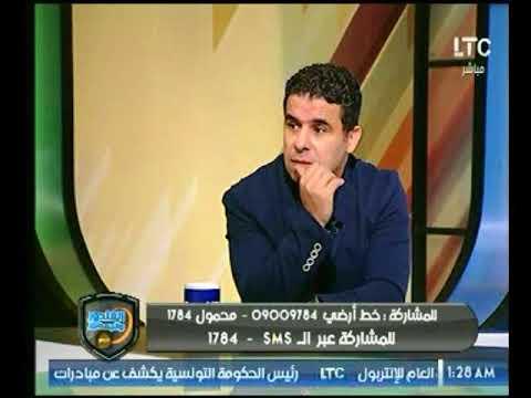 اضحك مع رضا عبدالعال وهو بيقارن بين بيليه ومارادونا