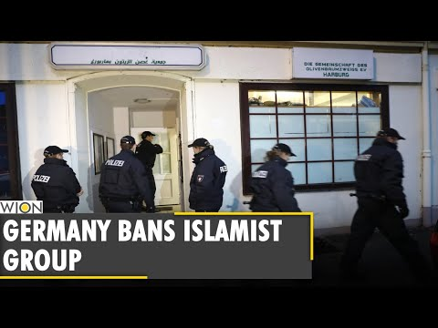Germany: Police raid 26 locations in Berlin after banning radical Islamic group |Latest English News