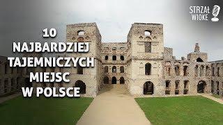 10 Tajemniczych miejsc w Polsce
