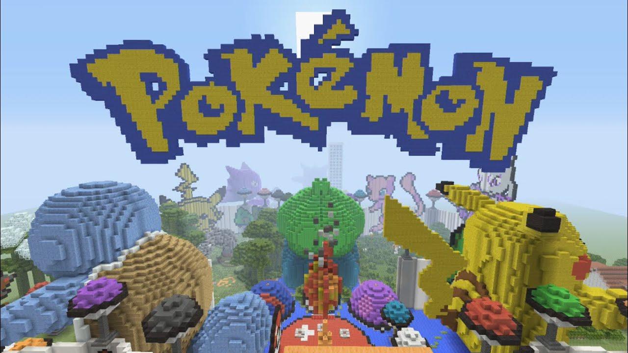 Pokemon Games For Xbox 1 : Minecraft xbox one pokemon hunger games w br thr n