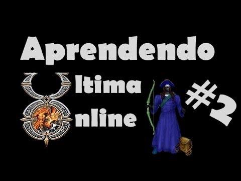 Aprendendo Ultima Online #2 – Tela de gameplay e comandos básicos!