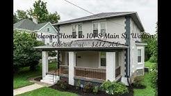 107 S Main Street, Walton KY Video