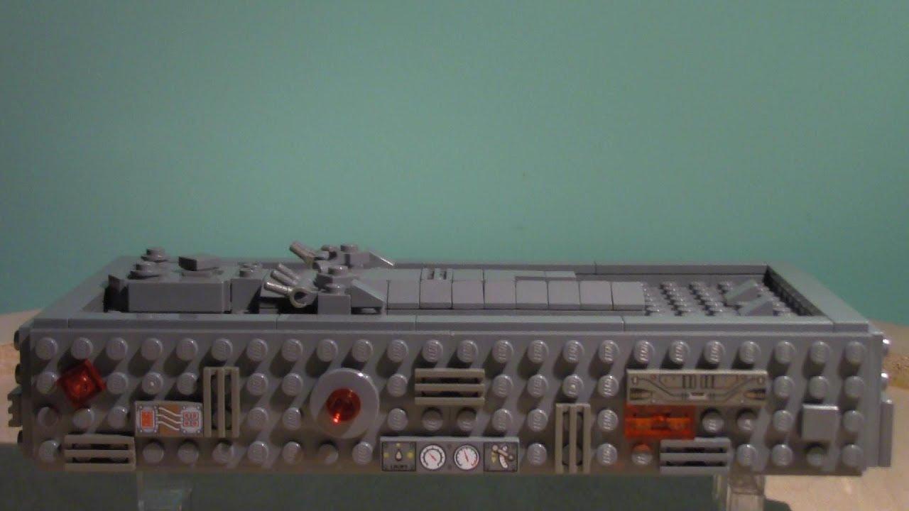 Lego Star Wars Han Solo Frozen In Carbonite YouTube - 25 2 lego star wars minifigures han solo han in carbonite blaster