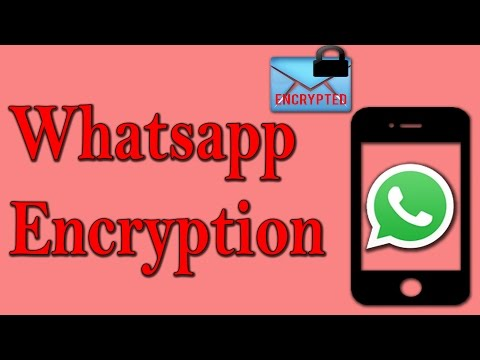 What is Whatsapp End to End Encryption | How to Use this.