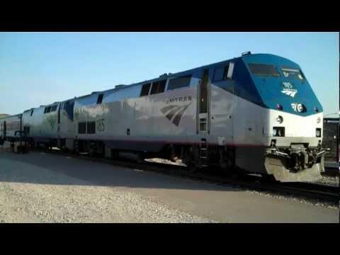 Amtrak - LA to Kansas City Loop 2012