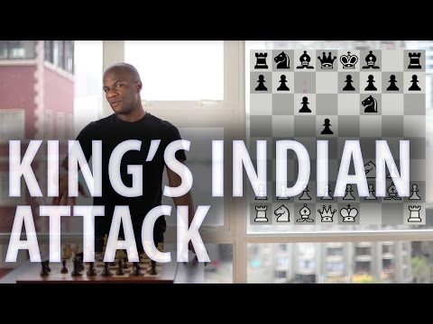 Chess openings - King's Indian Attack