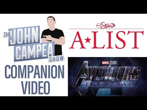 Will AMC A-List Affect Avengers Endgame Box Office - TJCS Companion Video
