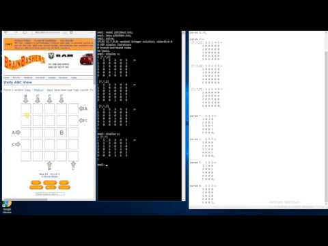 Daily ABC View AMPL Solver Tutorial 2018 IE Consulting