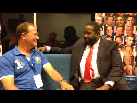 Les Brown Interview Amsterdam Endorse Direct Selling