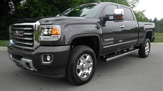 2015 GMC Sierra 2500 HD All-Terrain Crew Cab Duramax Plus $63,820 MSRP for Sale Call 855-507-8520