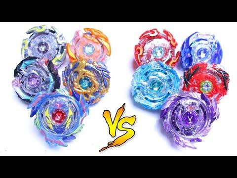BC SOL vs BC SOL | Hasbro vs Takara Tomy - Beyblade Burst Evolution/God