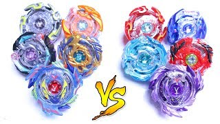 BC SOL vs BC SOL   Hasbro vs Takara Tomy - Beyblade Burst Evolution/God