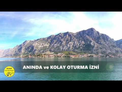 İSTER YAZLIK OLARAK KULLANIN İSTER KİRA GELİRİ OLUŞTURUN - KARADAĞ(Montenegro)