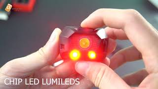 Xiaomi Còn Sản Xuất Cả Đèn Pin Siêu Sáng - Độ Sáng 1000Lumen Cực Nhiều Tính Năng. | Chiếm Tài Mobile