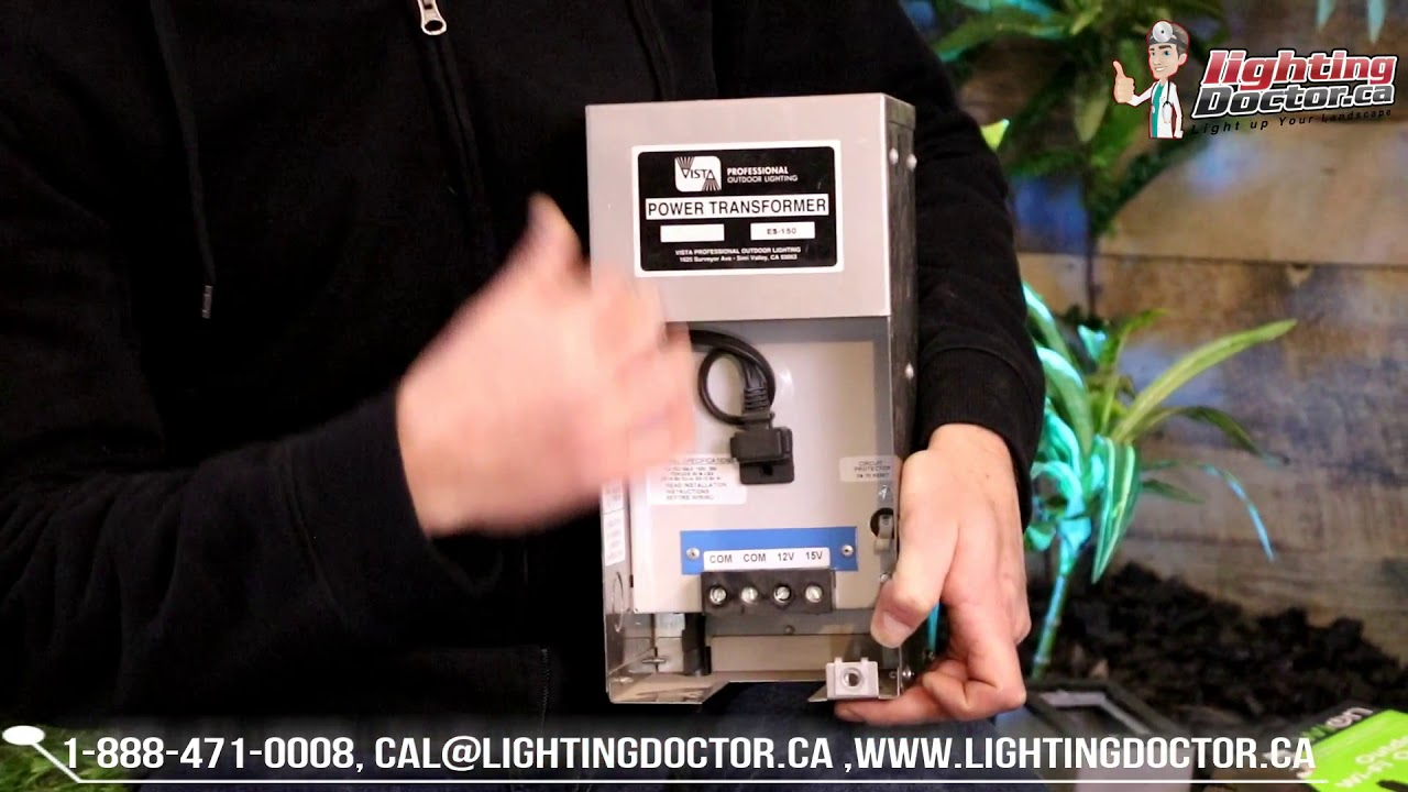 How To Install Landscape Lighting Upgrading Your Transformer For Larger Projects