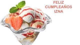 Izna   Ice Cream & Helados