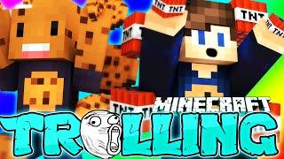 Minecraft Trolling /w ProBoss - Au venit Hackerii si au distrus TOT!