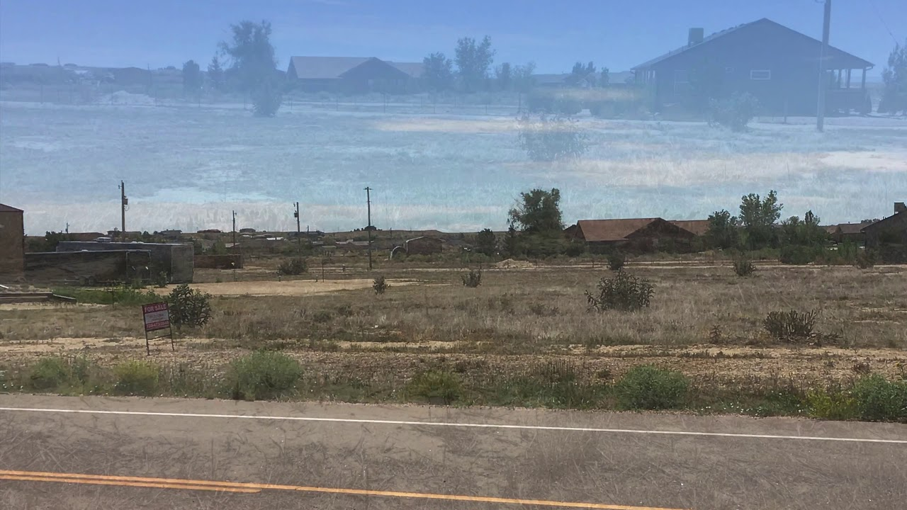 1.1 acre right on E Purcell Blvd. Pueblo West, CO