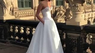 Свадебные платья Fler в Саратове коллекции FLEUR D ORANGE 2019
