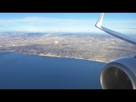 ✈ TRIP REPORT | Ryanair 737 Southend To Alicante FR2184