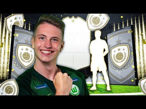 Fifa 19: PRIME ICON IM PACK!!😎🔥 FUT CHAMPIONS REWARDS