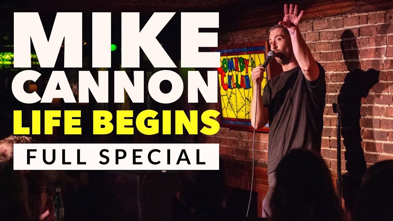 Mike Cannon | LIFE BEGINS | FREE Stand Up Comedy Special (FULL 4K)