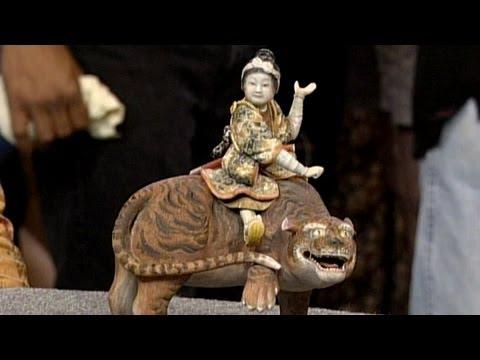 Vintage Milwaukee Preview: Meiji Period Samurai Tiger
