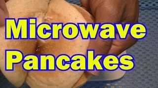 Microwave Pancakes Thumbnail