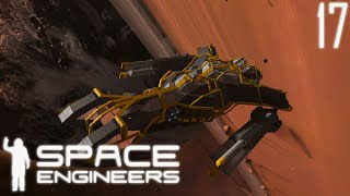 Space Engineers Shipyard: Nemesis Long Range Bomber