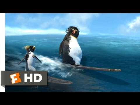 Surf's Up - Let's Surf! Scene (7/10) | Movieclips