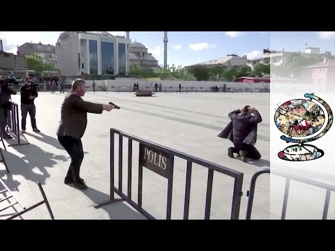 Erdoğan Stamping Out Press Freedom In Turkey
