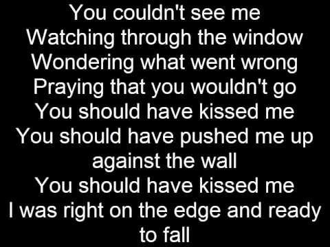 (Kissed You) Good Night-Gloriana Cover by Tiffany Alvord&Chester See Lyrics