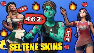 The RARE Skins You're NEEDing 🥇 March 2019 | Fortnite Top 10 Ranking English