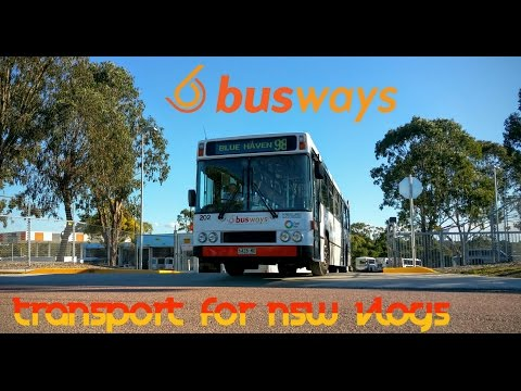 Transport for NSW Vlog No.987 Busways - Wyong Depot