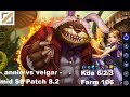 - annie vs veigar - mid S8 Patch 8.2