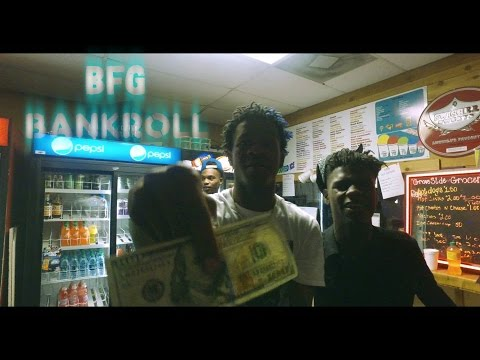 BFG - Bankroll (remix) | Shot By: DJ Goodwitit | (Prod By: @94stonez)