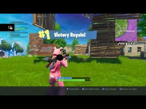 Fortnite The Bunny Boiler to Victory