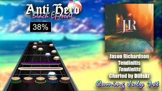 [Anti Hero: Beach Episode] Jason Richardson - Tendinitis (Chart Preview)