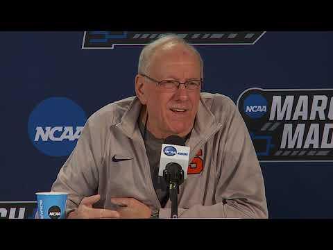 NCAA 2nd Round | Jim Boeheim Press Conference