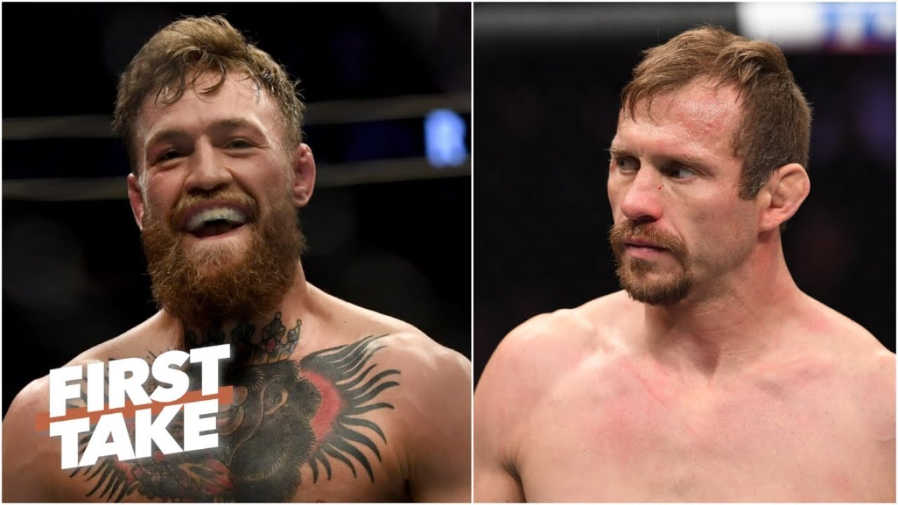 Stephen A Pushes For A Conor Mcgregor Vs Donald Cowboy Cerrone Fight First Take