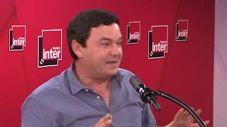 """Thomas Piketty : """"Les médias devraient refuser ce genre de simulacre"""""""
