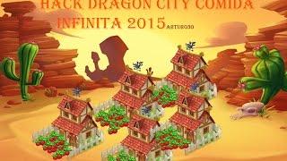 ✫Hack De Comida Infinita Dragon City SEPTIEMBRE 2015✫