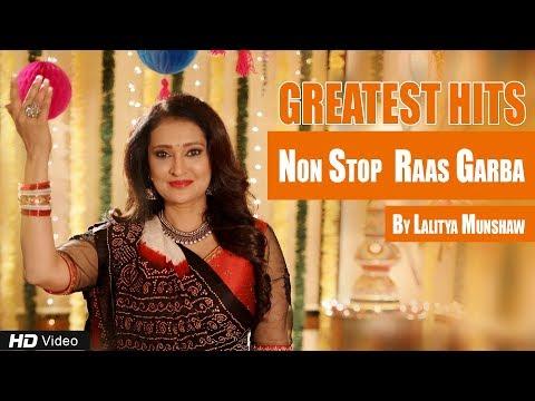 Non Stop Raas Garba by Lalitya Munshaw |Aye Halo, Aye Halo Vol.2, Dholida Na Dhol