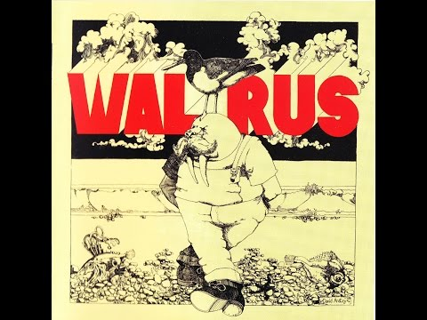 Walrus - Walrus 1970 FULL VINYL ALBUM (progressive, jazz rock)