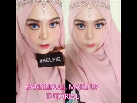 Barbie Doll Make Up Tutorial You ...